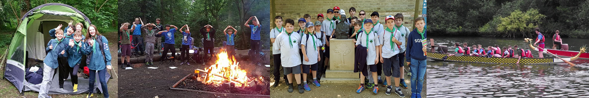3rd Wokingham (Mayor's Own) Scout Group