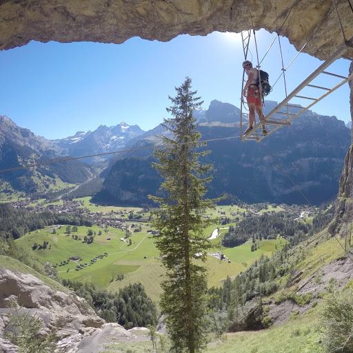 Climbing Kanderstag